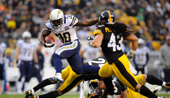 Pittsburgh Steelers At San Diego Chargers Nfl Schedule