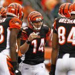 Cincinnati Bengals at Dallas Cowboys, 4:25p.m. EST